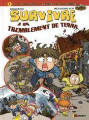 Survivre à un tremblement de terre - Couverture - Format classique