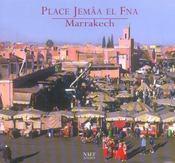 Place Jemââ e Fna - Intérieur - Format classique
