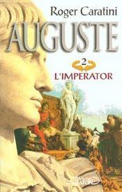 Auguste t02 l'empereur - Intérieur - Format classique