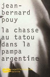 Chasse Au Tatou Dans La Pampa Argentine - Intérieur - Format classique