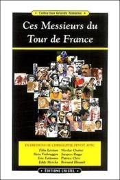 Ces messieurs du Tour de France - Couverture - Format classique
