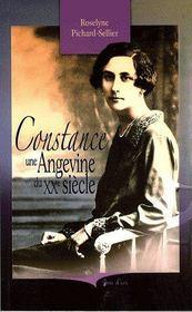 Constance Une Angevine Au Xx E Siecle - Intérieur - Format classique