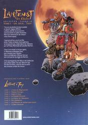 Lanfeust des étoiles t.1 ; un, deux... Troy - 4ème de couverture - Format classique
