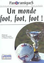 REVUE PANORAMIQUES N.61 ; un monde foot foot foot - Intérieur - Format classique