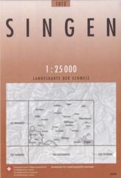 Singen - Couverture - Format classique