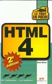 Html 4 Sde - Intérieur - Format classique