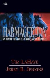 Les survivants de l'apocalypse t.11 ; Harmaguedon - Couverture - Format classique