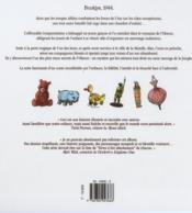 L'étoffe des légendes t.2 ; la jungle - 4ème de couverture - Format classique