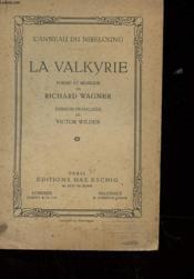 L'Anneau Du Nibeloung - La Valkyrie - Couverture - Format classique