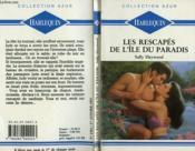 Les Rescapes De L'Ile Du Paradis - Love Island - Couverture - Format classique