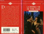 Ladouble Vie De Sybil Kane - Love Undercover - Couverture - Format classique