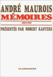 Memoires 1885-1967 - Couverture - Format classique