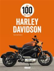 Les 100 plus belles Harley-Davidson - Couverture - Format classique
