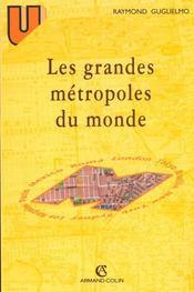 Les Grandes Metropoles - Intérieur - Format classique