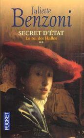 Secret d'etat - tome 2 le roi des halles - vol02 - Intérieur - Format classique