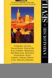 Andalousie - Seville (Cordoue, Cadix, Grenade, Malaga, Almeria) - Couverture - Format classique