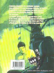 Umizaru, L'Ange Des Mers T.8 - 4ème de couverture - Format classique