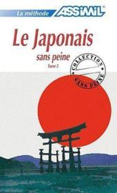 Le japonais t.2 - Couverture - Format classique