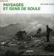 Paysages et gens de Soule - Couverture - Format classique