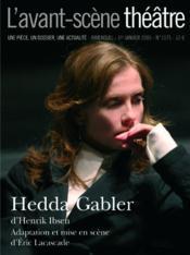 Hedda gabbler - Couverture - Format classique