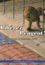 Liberez Peugeot - Couverture - Format classique