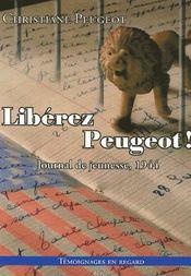 Liberez Peugeot - Intérieur - Format classique