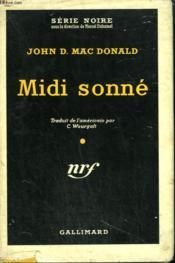 Midi Sonne. ( Death Trap ). Collection : Serie Noire Avec Jaquette N° 395 - Couverture - Format classique