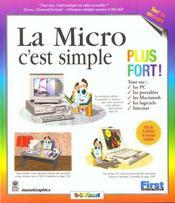 La Micro, C'Est Simple. Plus Fort ! - Intérieur - Format classique