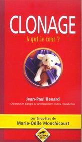 Clone Clonons Clonez - Intérieur - Format classique