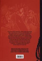 Le poulpe t.19 ; tuez Diana ! - 4ème de couverture - Format classique