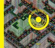 Vous êtes ici ! atlas de l'art contemporain - Couverture - Format classique