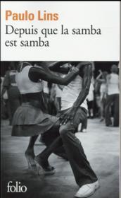 Depuis que la samba est samba - Couverture - Format classique