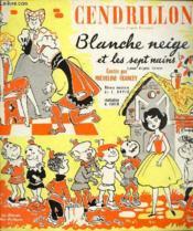 Blanche Neige Et Les Sept Nains. - Couverture - Format classique