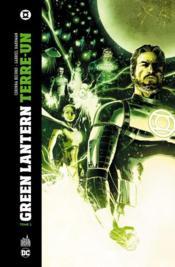 Green Lantern - terre-un T.2 - Couverture - Format classique
