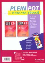 Gerer 1e Bac Pro Commerce - 4ème de couverture - Format classique