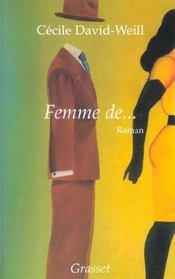 Femme de - Intérieur - Format classique