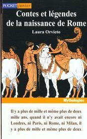 Contes et legendes de la naissance de rome - Intérieur - Format classique