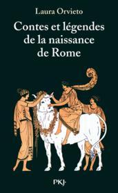 Contes et legendes de la naissance de rome - Couverture - Format classique