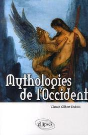 Mythologies de l'occident - Intérieur - Format classique