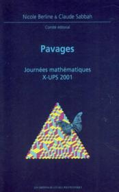 Pavages Journees Mathematiques X-Ups 2001 - Couverture - Format classique