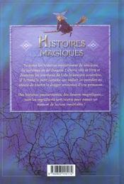 Histoires Magiques Du Pays Des Sorcieres, Des Dragons, ... - 4ème de couverture - Format classique