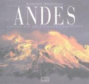 Andes voyage sur lesvolcans - Couverture - Format classique