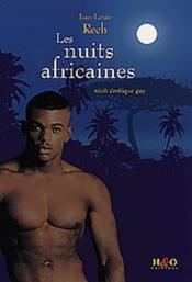 Nuit africaine - Couverture - Format classique