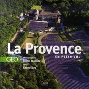 La Provence en plein vol - Intérieur - Format classique