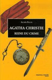 Agatha christie, reine du crime - Couverture - Format classique
