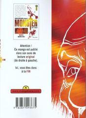 Monster t.2 ; surprise party - 4ème de couverture - Format classique