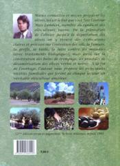 L'olivier et la préparation des olives - 4ème de couverture - Format classique