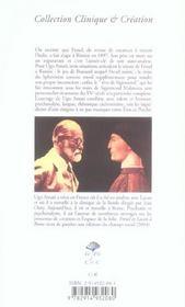 Freud a rimini - 4ème de couverture - Format classique