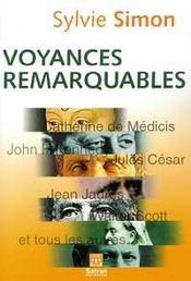 Voyances remarquables - Intérieur - Format classique