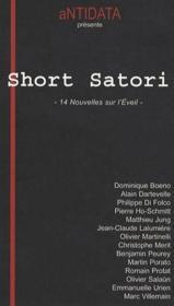 Short satori ; 14 nouvelles sur l'éveil - Couverture - Format classique